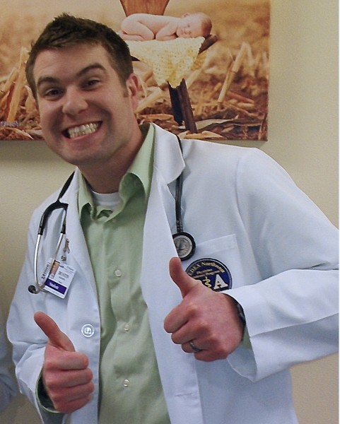 Dustin Golding Care Week