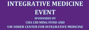 Featured image for Osher Integrative Medicine Event